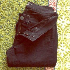 FINAL OFFER - Loft Black Modern Sexy Boot